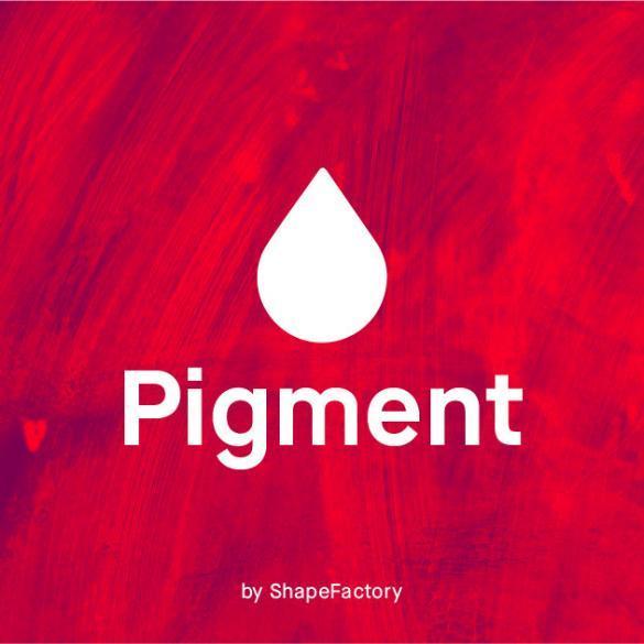 Generator palet – Pigment