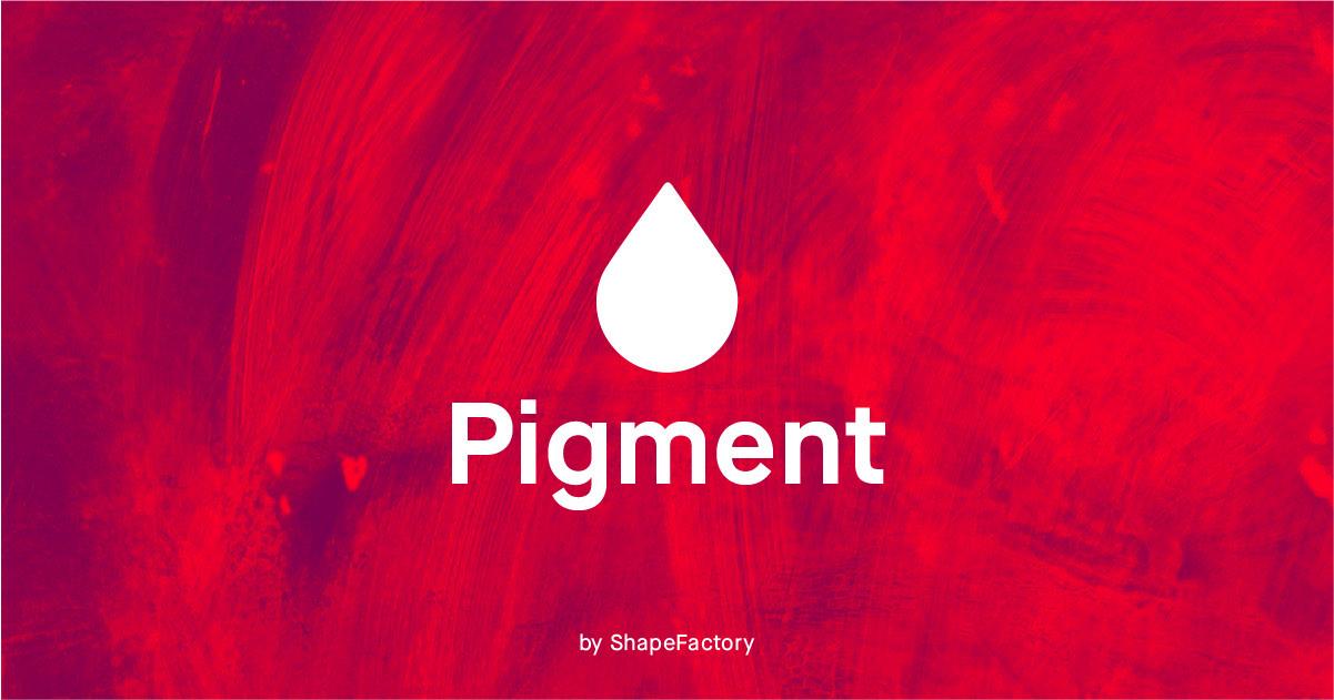 pigment kolory