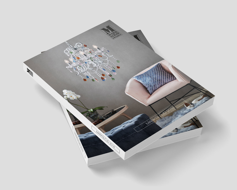 Katalog - projekt, skład, druk