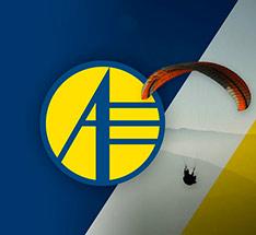 Aeroklub Polski - strona internetowa