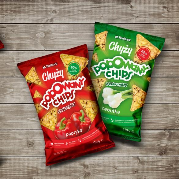 Popowany Chips – PanSnack