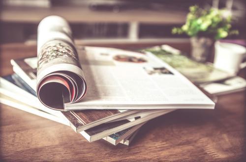 Projektowanie i druk katalogów